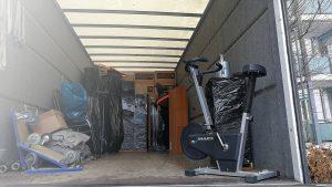 Transporte und Beiladung - Walko Transporte GmbH, Baienfurt
