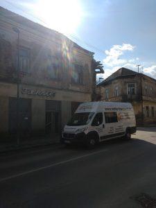 Walko Transporte GmbH, Baienfurt: Hilfslieferung Kroatien